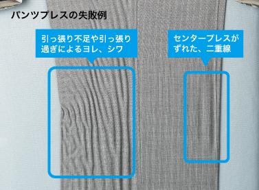 ガラスパネルでセット状態を確認できるため、失敗したときにつく二重線やプレスシワを防ぐ