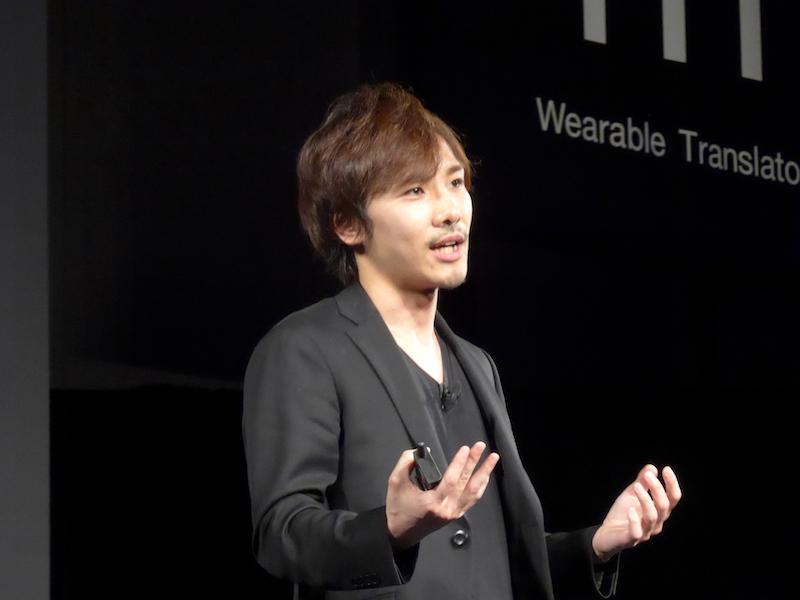 ログバーの代表取締役社長CEO 吉田卓郎氏