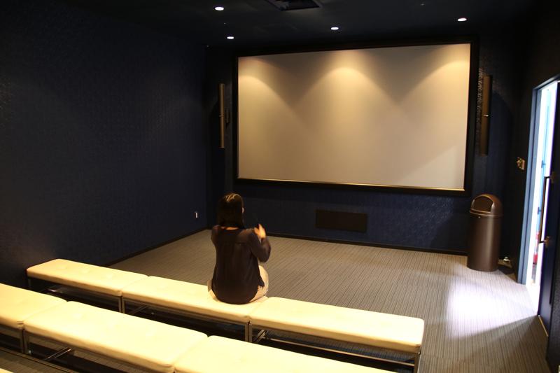100インチ以上ある大型スクリーンなので、視界がほぼ覆われ3Dっぷりがハンバない
