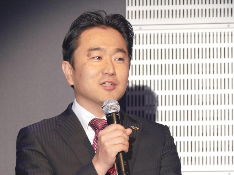 セキュリティシステム事業部 市場開発部 部長 朝比奈純氏