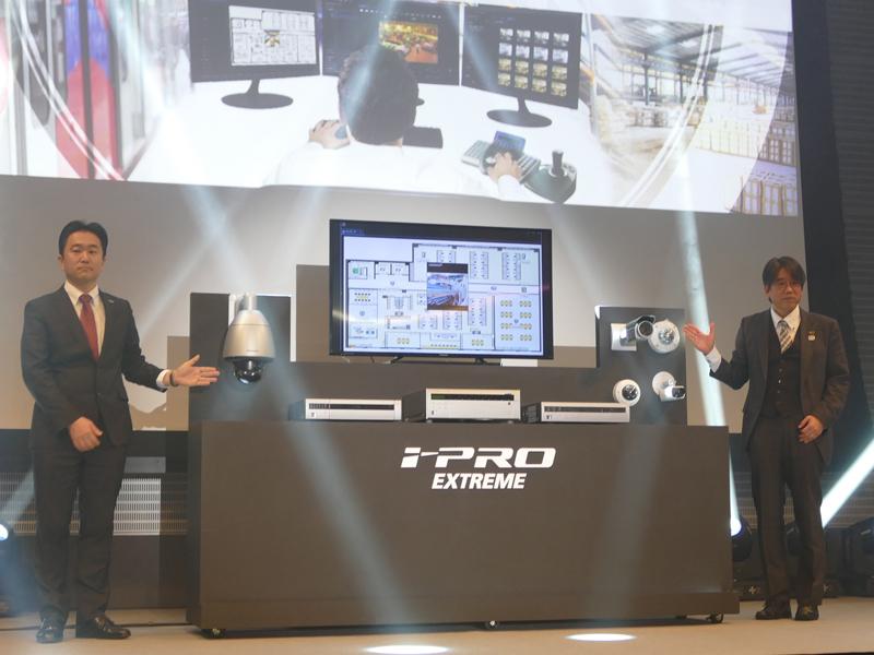 プラットフォームを刷新したネットワークセキュリティシステム「i-PRO EXTREME」シリーズを3月より順次発売