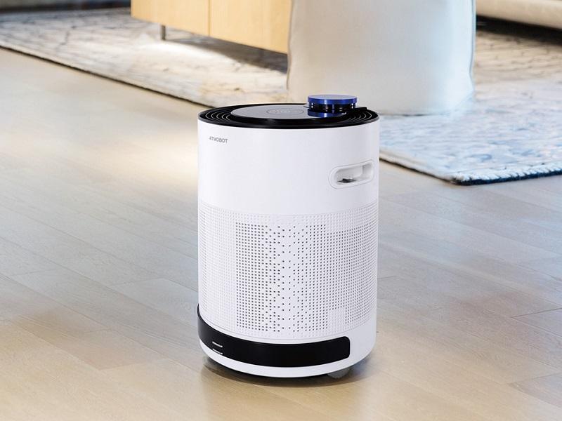 ロボット空気清浄機「ATMOBOT 650」