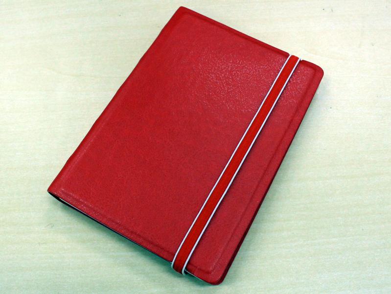 ファイロファックスノート クラシック ポケット