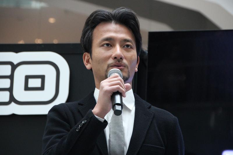 ロボットクリエイターの高橋 智隆氏