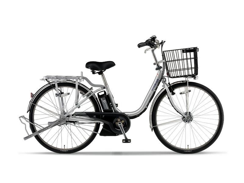 タフで積載性に優れたビジネス専用設計の電動アシスト自転車「PAS GEAR-U(パス ギア ユー)」