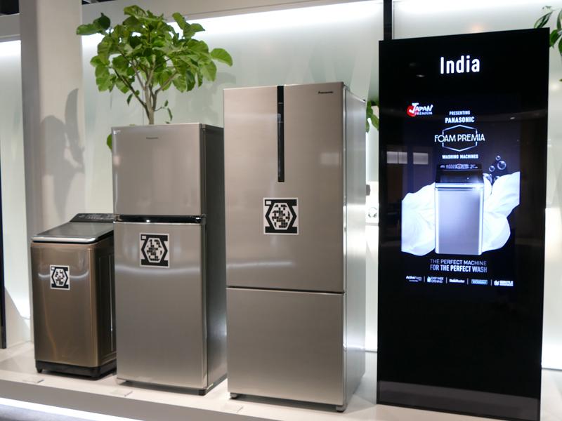 アプライアンスインドを設立して、さらに注力していくインド向けの製品