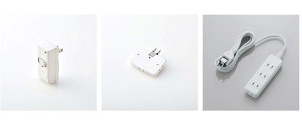 「雷ガード」搭載の電源タップを18機種発売