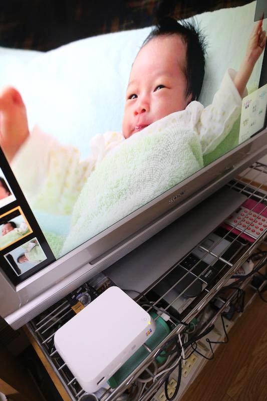 子供が生まれたときの写真は何度見てもいいよね