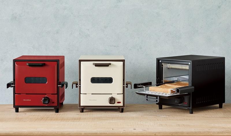 オーブントースター「スライドラックオーブン デリカ」