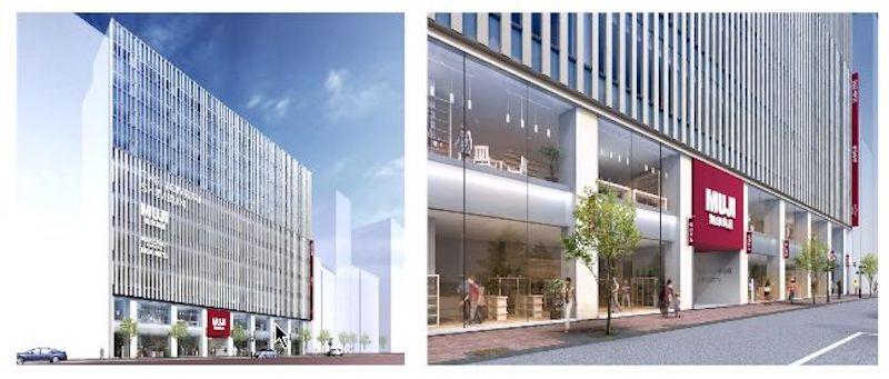 日本初展開となる「MUJI HOTEL」が銀座並木通り沿いに誕生予定