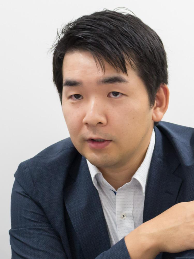 CRI・ミドルウェア 研究開発本部のグループリーダー、リードエンジニアの平瀬氏
