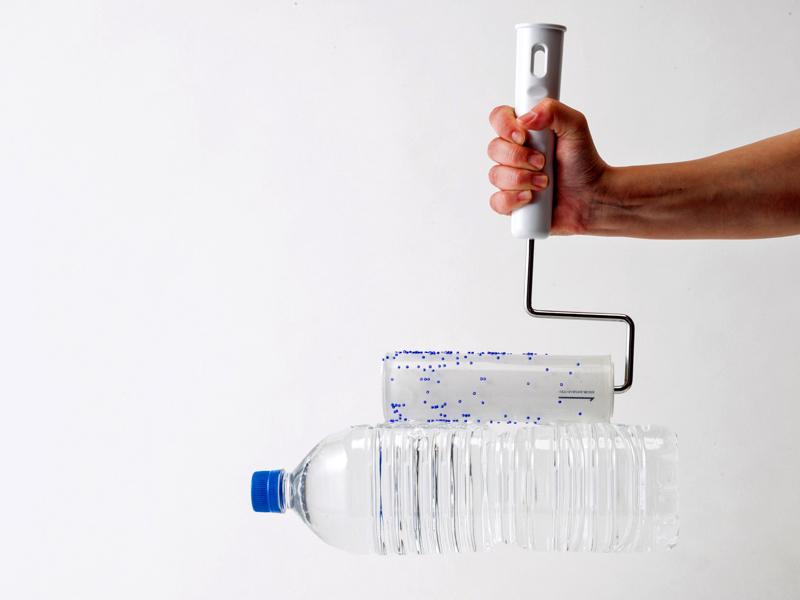 ゴミを取ってからでも、ペットボトル2Lをラクラク持ち上げられる程強力