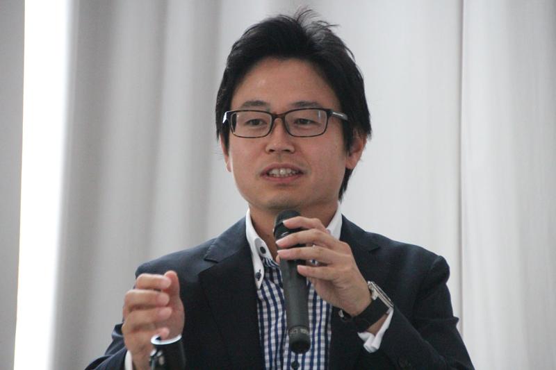 エスキュービズム 代表取締役社長 薮崎 敬祐氏