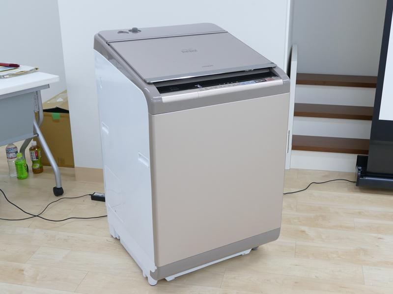 縦型洗濯乾燥機「ビートウォッシュ BW-DX120B」