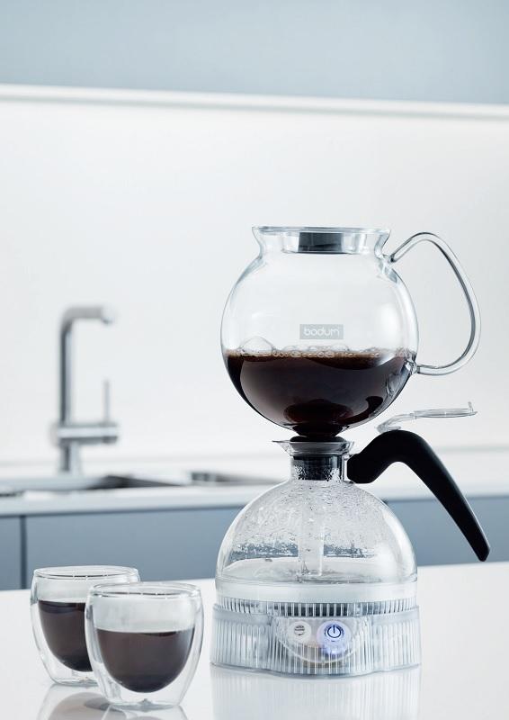 電気式サイフォン式コーヒーメーカー「ePEBO(イーペボ)」