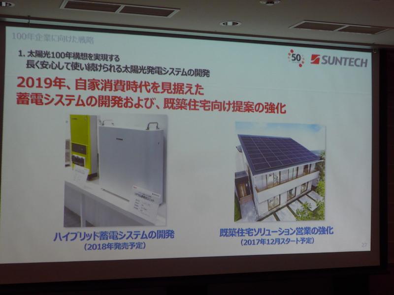 従来比で30%コストを抑えたハイブリッド蓄電システムを開発中