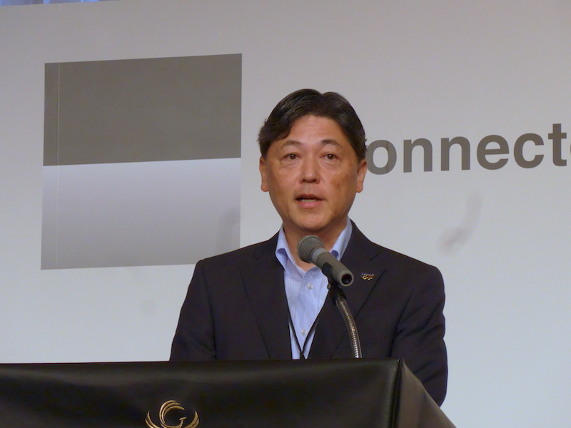 パナソニックシステムソリューションズジャパン 取締役専務執行役員 奥村康彦氏