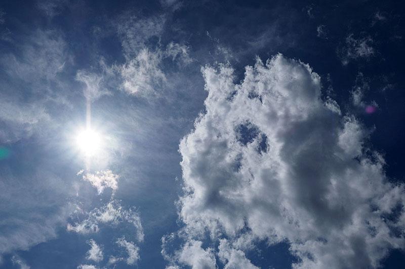 この周辺、どこを走っても「空が近い!」という爽快さがあります
