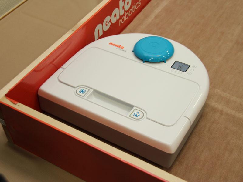 ネイト ロボティクスのロボット掃除機