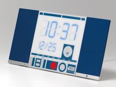 リズム時計、スター・ウォーズ仕様のBluetoothスピーカー搭載クロック トキオト「R2-D2」