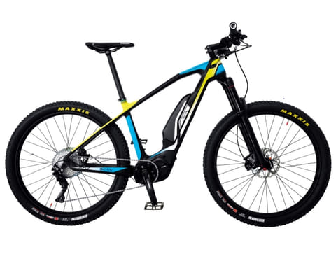 BESV、最長140km走れるスポーツタイプの電動アシスト自転車 MTBタイプの「TRS1」