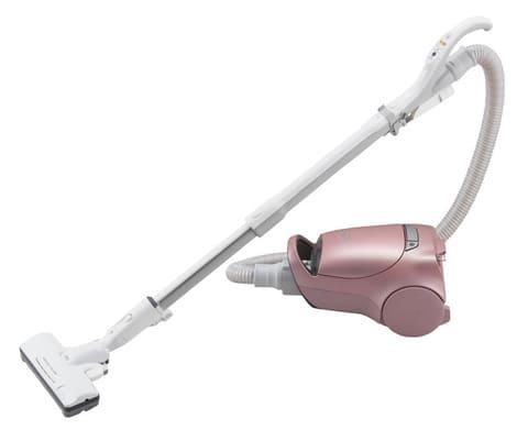パナソニック、親子のノズルを採用したコンパクトな紙パック式掃除機 紙パック式掃除機「MC-PA100G」
