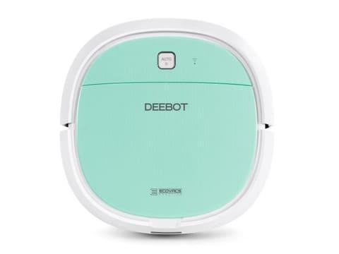 エコバックス、Wi-Fi機能やモップを搭載したコンパクトなロボット掃除機 ロボット掃除機「DEEBOT MINI2 DA3G」
