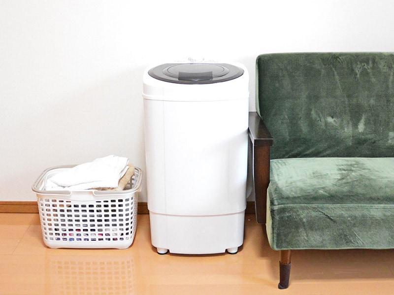 速乾ミニマル脱水機 乾燥機いら~ず