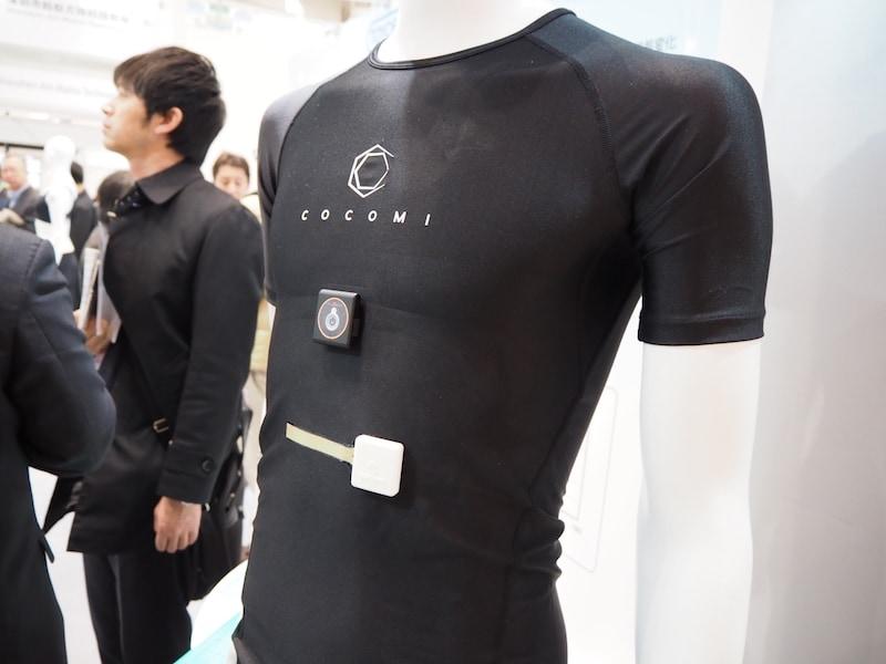 東洋紡「COCOMI」を採用したウェア