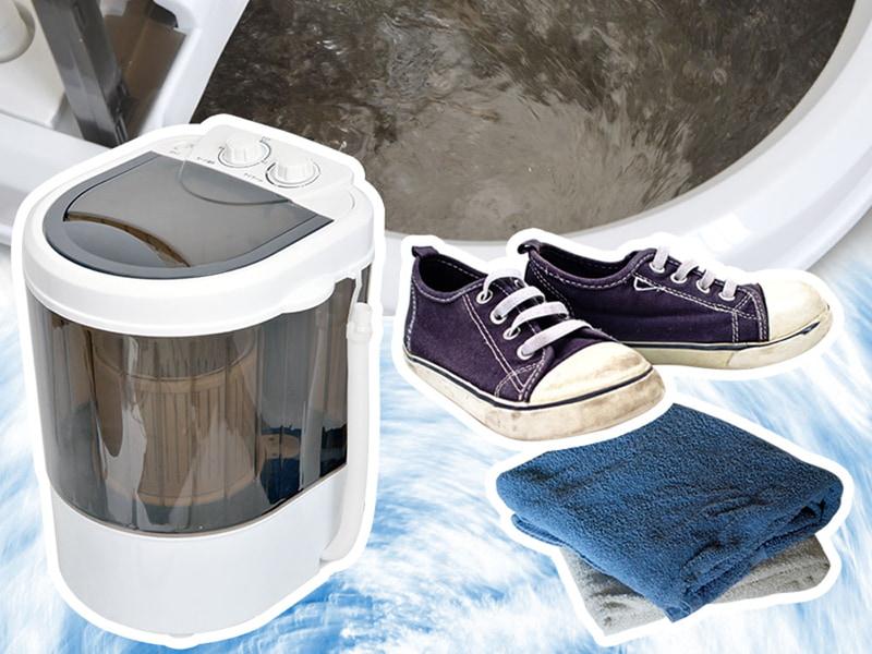 ミニ洗濯機2