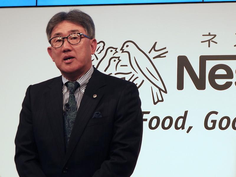 高岡浩三 代表取締役社長 兼 CEO 高岡浩三氏