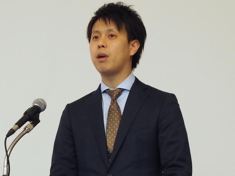 タニタ食堂 取締役 営業本部長 浅尾祐輔氏