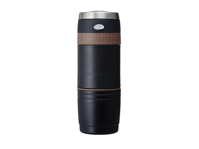 ONECOFFEE ポータブルコーヒーメーカーー「DPCM-18BK」