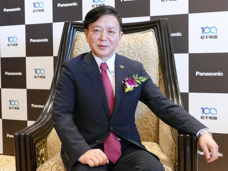 パナソニック アプライアンス 中国の呉亮社長