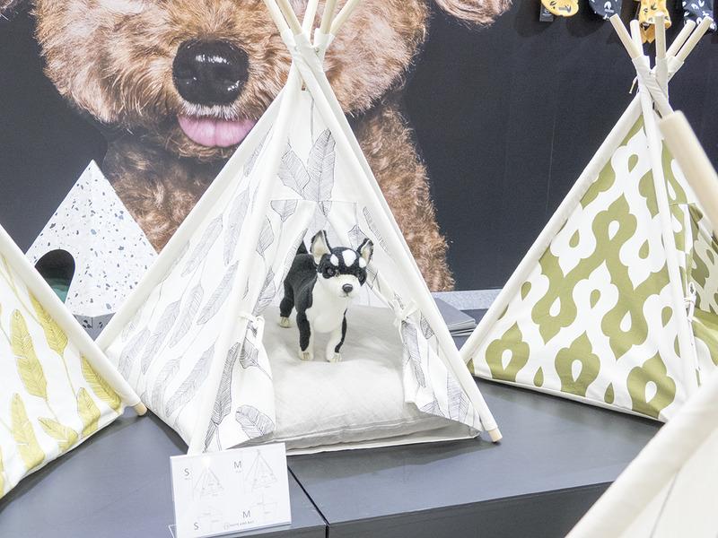 ペット用のテント