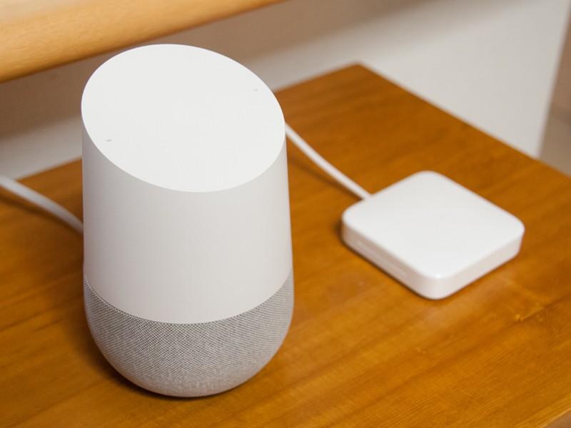 「Google Home」と「NatureRemo」