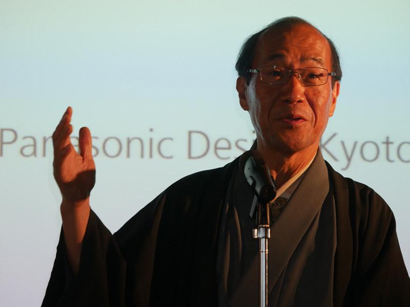 京都市の門川大作市長