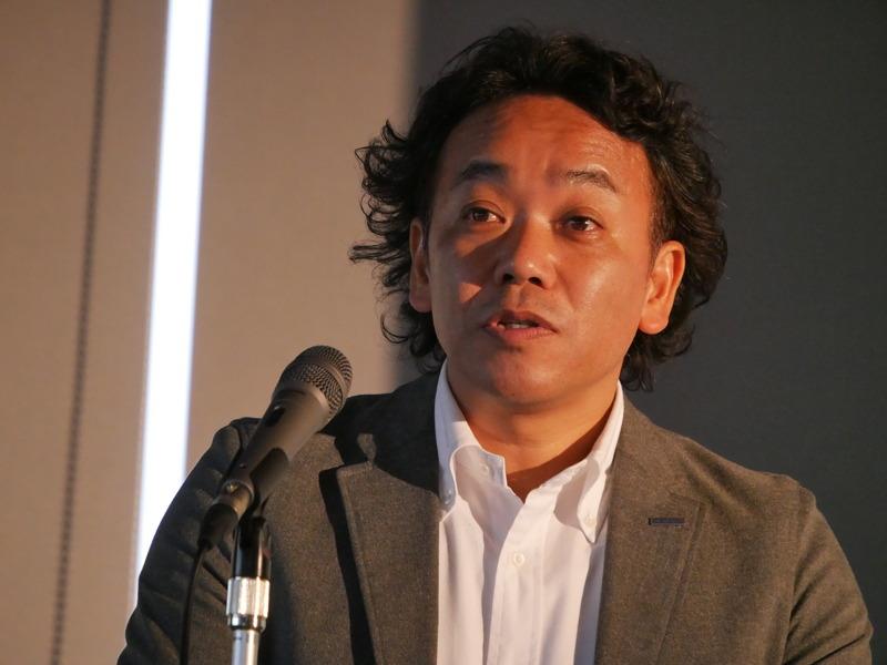 パナソニック アプライアンス社デザインセンター所長の臼井重雄氏