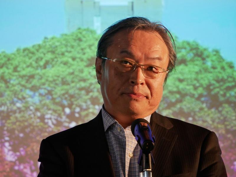 京都大学工学研究科の椹木哲夫教授
