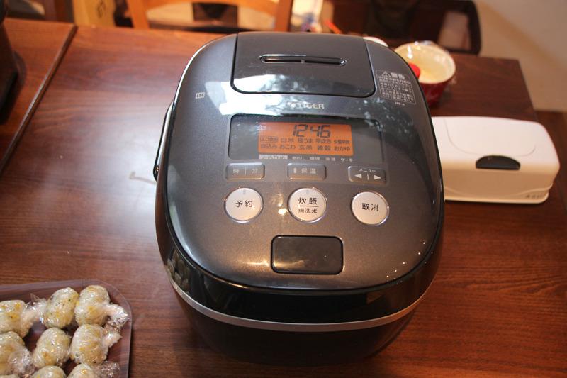 IH炊飯ジャー「とらひめ調理器 JPE-A10Z」