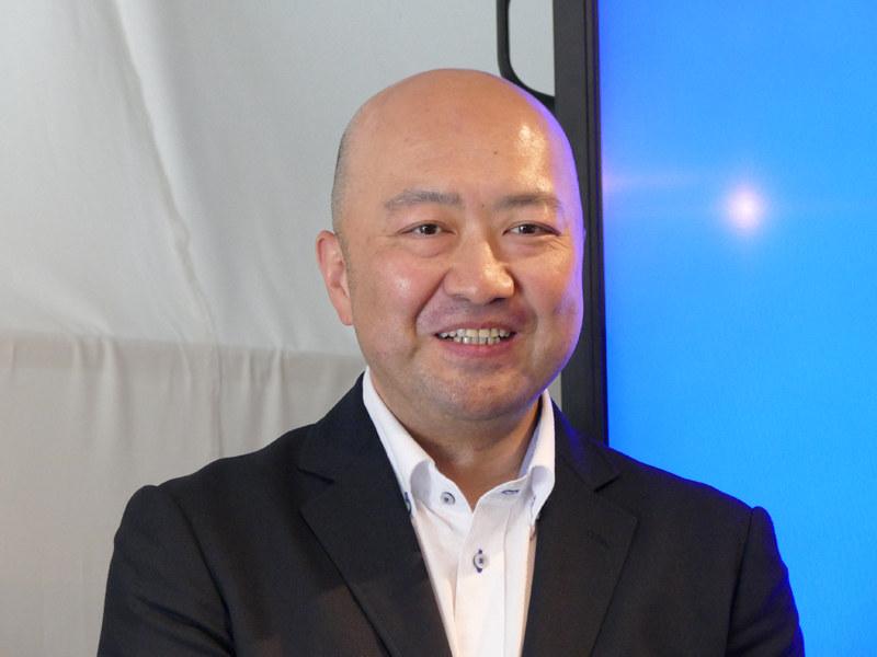 マーケティング本部 冷蔵庫企画グループ ディレクター 山本陽護氏
