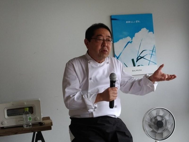 カレー好きなら「デリー」を知らない人はいないのではないだろうか。その代表である田中源吾さんも、カレーに対する熱い思いを語る