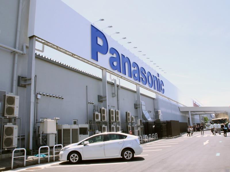 滋賀県・草津市にあるパナソニックの工場に行ってきましたさ!