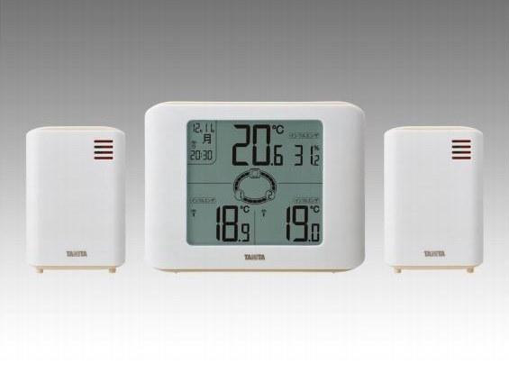 無線温湿度計「コンディションセンサー TC-400」