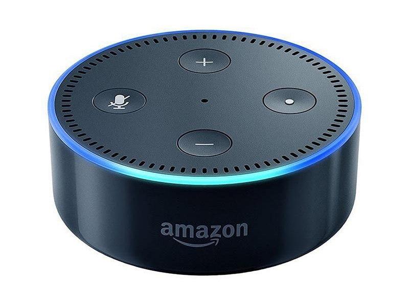 スマートスピーカー「Amazon Echo Dot」