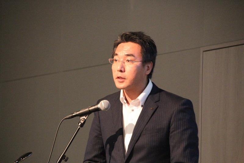 アイリスオーヤマ 家電事業部 執行役員統括事業部長・石垣 達也氏
