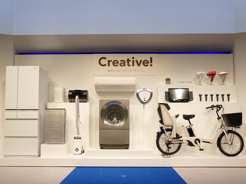 100周年記念モデル「Creative! セレクション」は第3弾が最後になるという。写真は第1弾