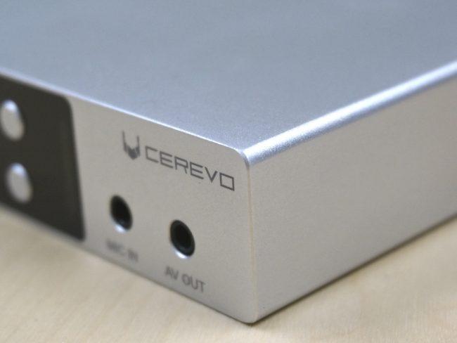 Cerevoのライブ配信機器「LiveShell PRO」の筐体はアルミ削り出し