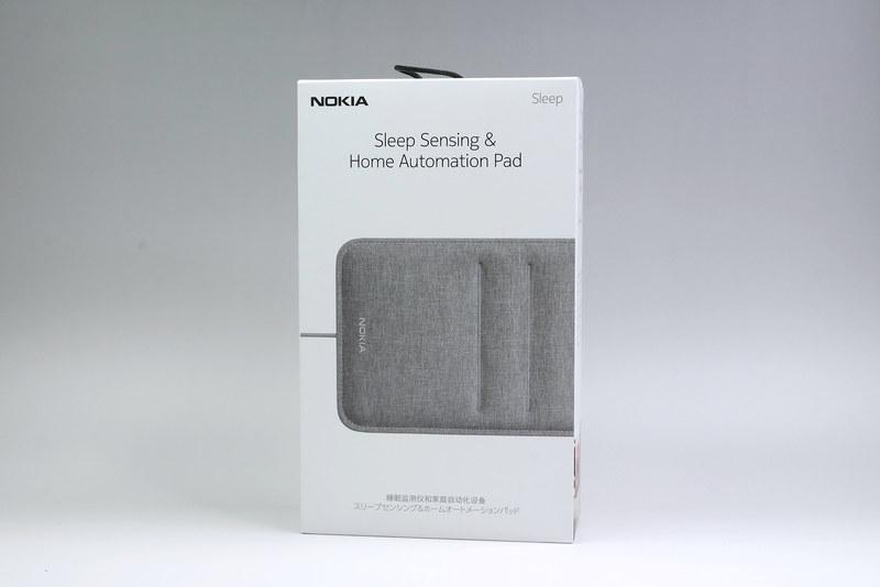スリープセンシング&ホームオートメーションパッド「Nokia Sleep」