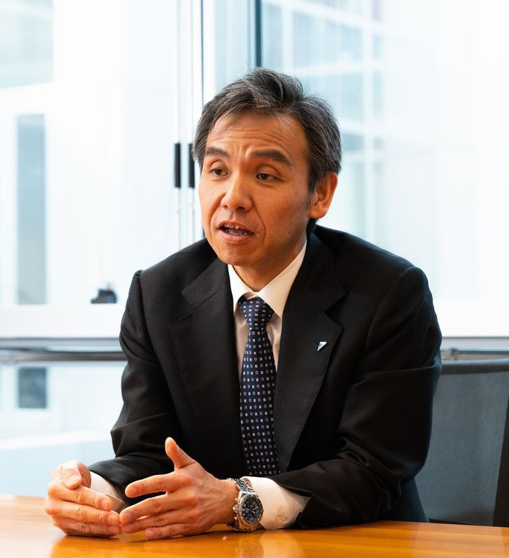 ダイキンエアコンデショニング イタリア社取締役社長の亀川隆行氏